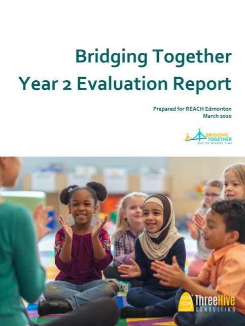 REACH Edmonton Bridging Together Report