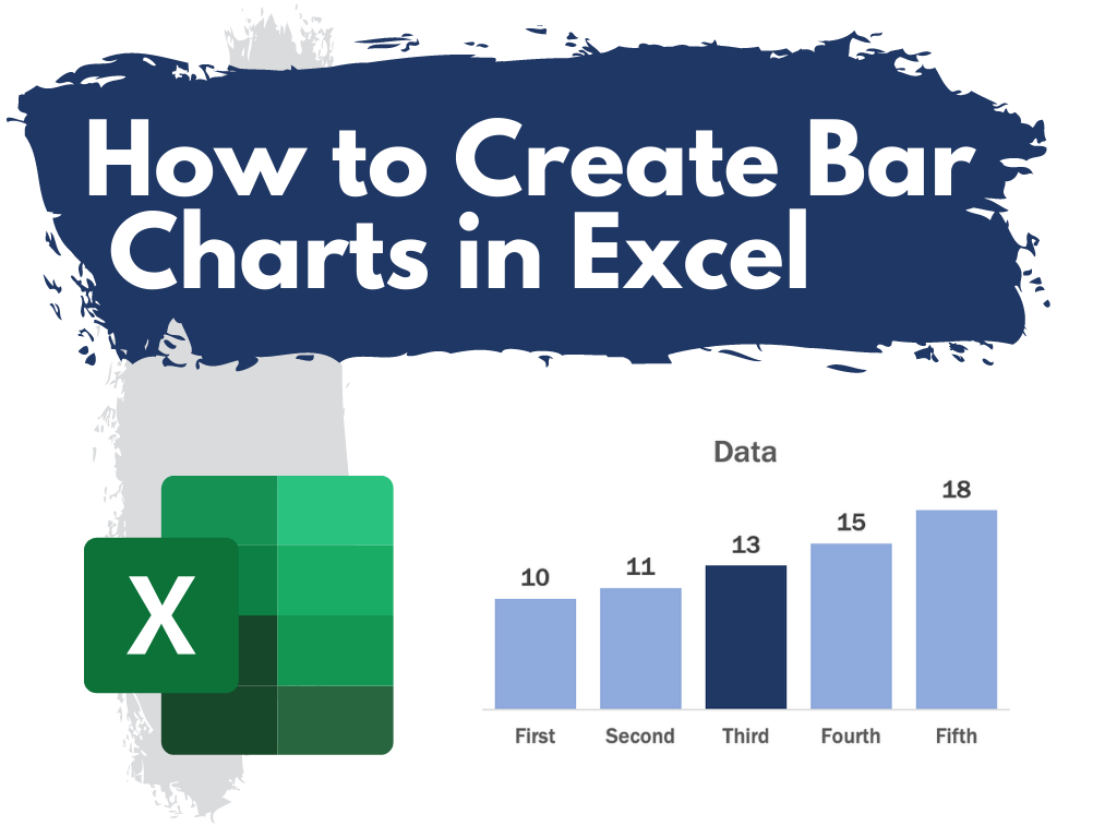 How to Create Bar Charts in Excel