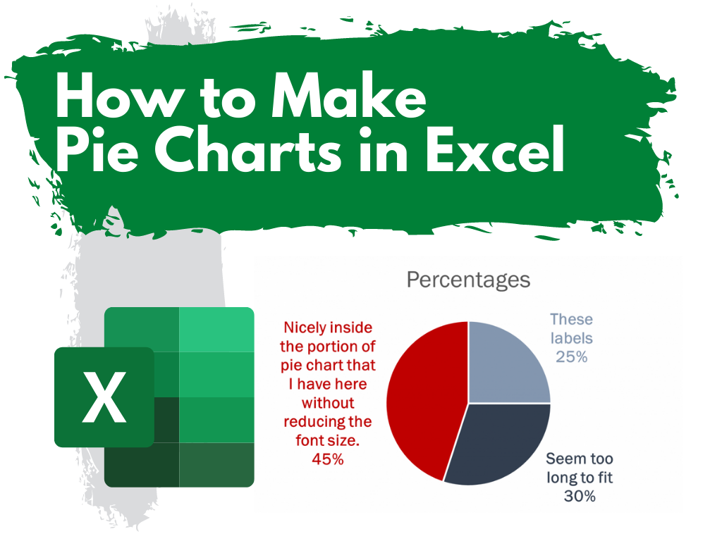 How to Make Pie Charts in Excel